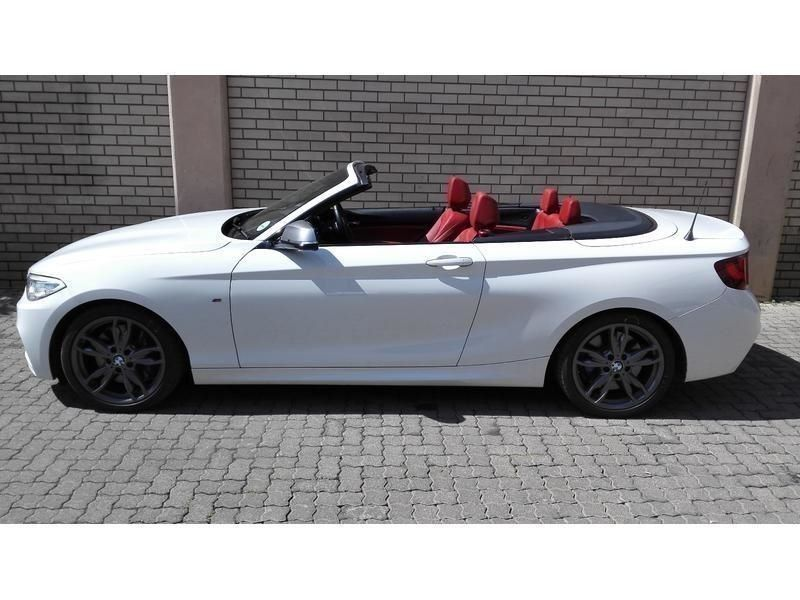 used bmw 2 series m235 convertible auto f23 for sale in gauteng id 1927931. Black Bedroom Furniture Sets. Home Design Ideas