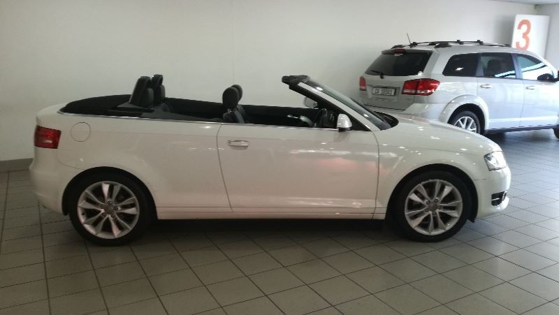 used audi a3 2011 audi a3 fsi cab a t dylan 0827861753 for sale in western cape. Black Bedroom Furniture Sets. Home Design Ideas