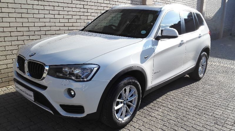 Used BMW X3 Xdrive20i At For Sale In Gauteng Za