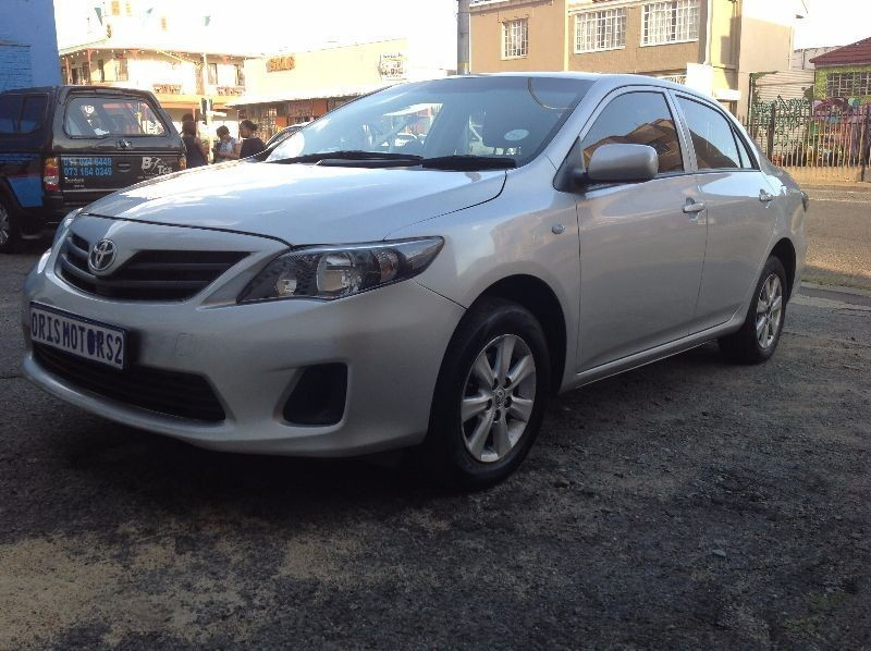 Used Toyota Corolla 1 6 Professional For Sale In Gauteng