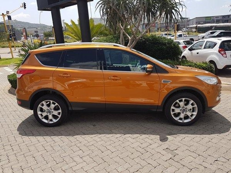 used ford kuga 2 0 ecoboost titanium awd auto for sale in north west province id. Black Bedroom Furniture Sets. Home Design Ideas