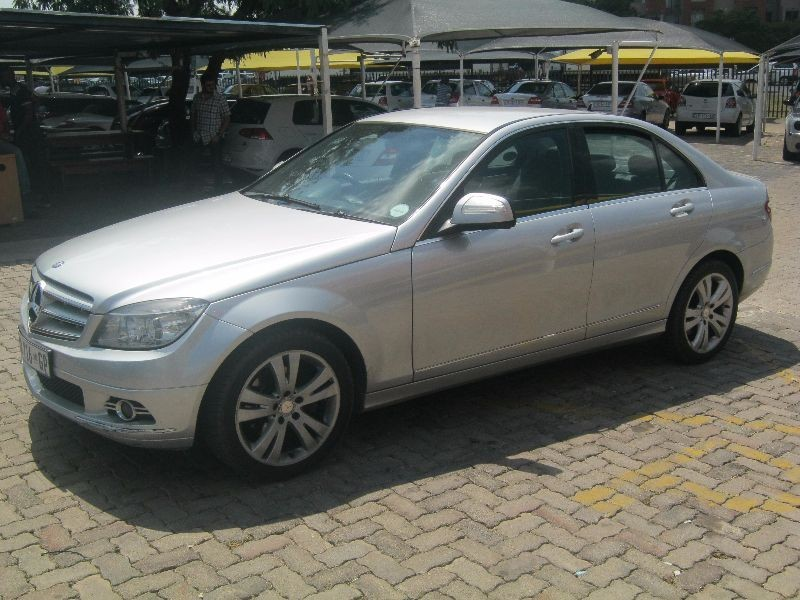 Used mercedes benz c class c280 elegance a t for sale in for Mercedes benz c class 2008 for sale