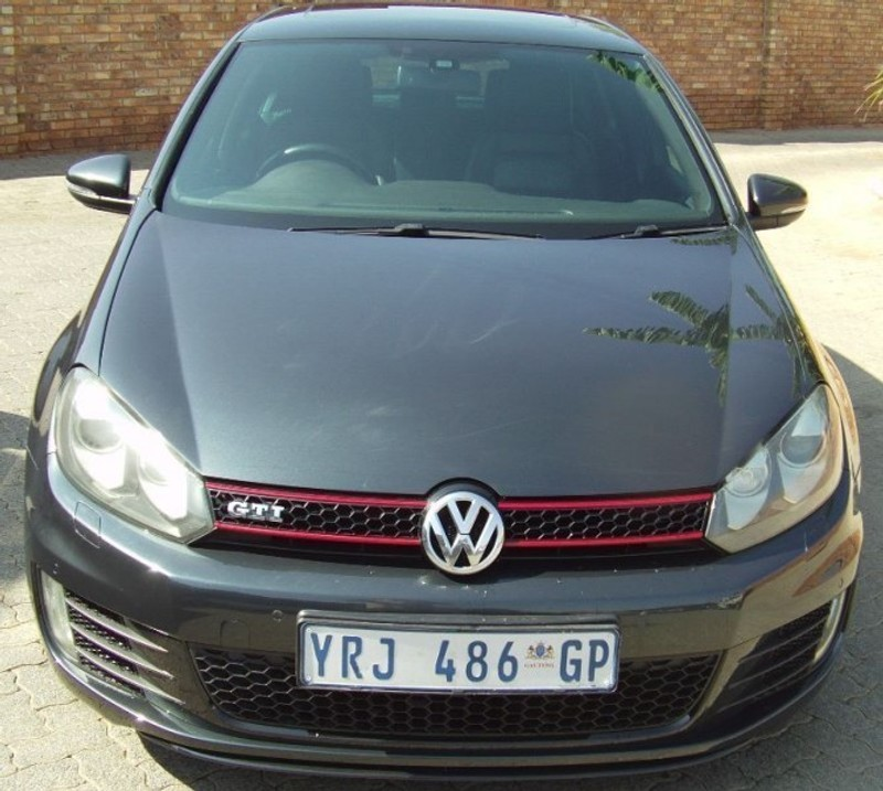 Used Volkswagen Golf Vi Gti 2.0 Tsi Dsg FIN AVAILABLE For