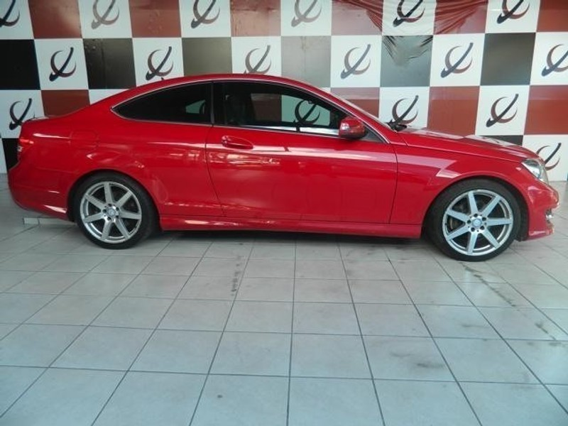 Used mercedes benz c class mercedes c250 cdi amg coupe for for Used mercedes benz c250 for sale