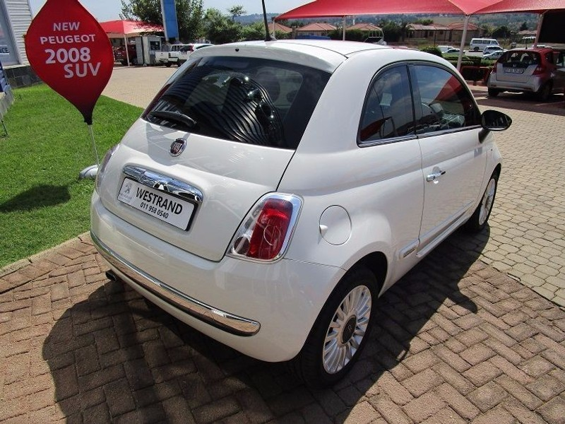 used fiat 500 1 2 lounge automatik for sale in gauteng id 1928442. Black Bedroom Furniture Sets. Home Design Ideas