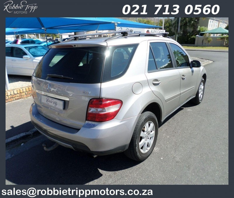 used mercedes benz m class ml 320 cdi a t for sale in western cape id 1928454. Black Bedroom Furniture Sets. Home Design Ideas