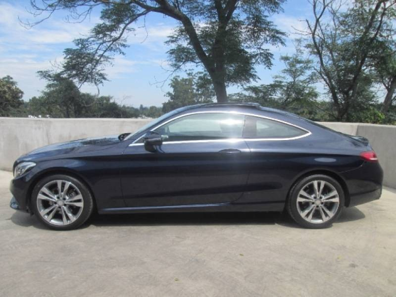 used mercedes benz c class c200 coupe auto for sale in kwazulu natal id 1928630. Black Bedroom Furniture Sets. Home Design Ideas