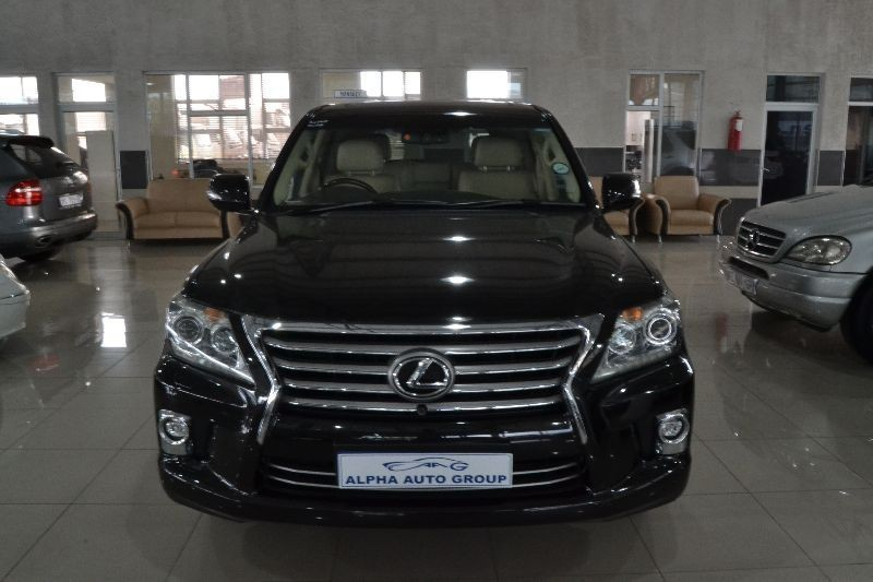 used lexus lx 570 for sale in gauteng id 1928650. Black Bedroom Furniture Sets. Home Design Ideas
