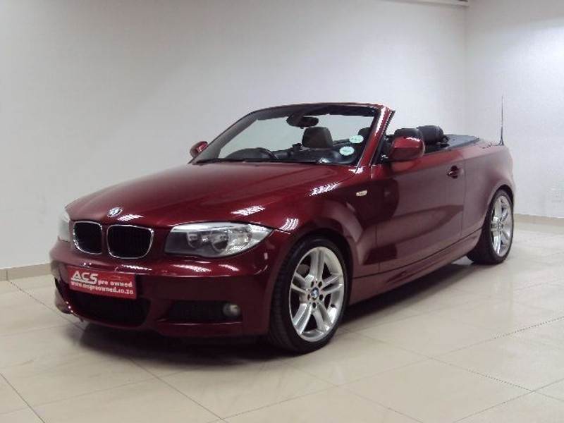 used bmw 1 series 120i convertible m sport manual fully. Black Bedroom Furniture Sets. Home Design Ideas