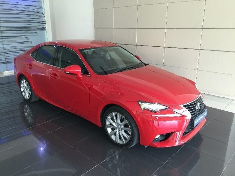 Used Lexus IS 200T EX For Sale In Limpopo