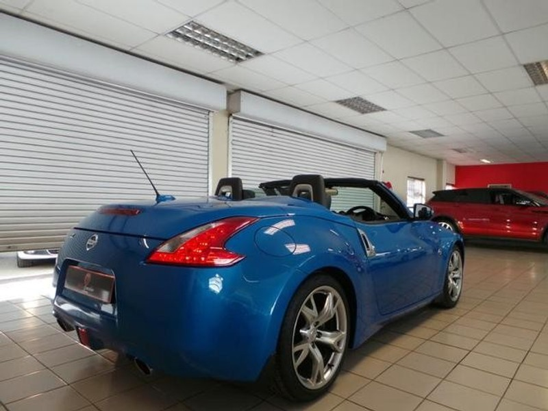 used nissan 370z roadster a t for sale in gauteng cars. Black Bedroom Furniture Sets. Home Design Ideas
