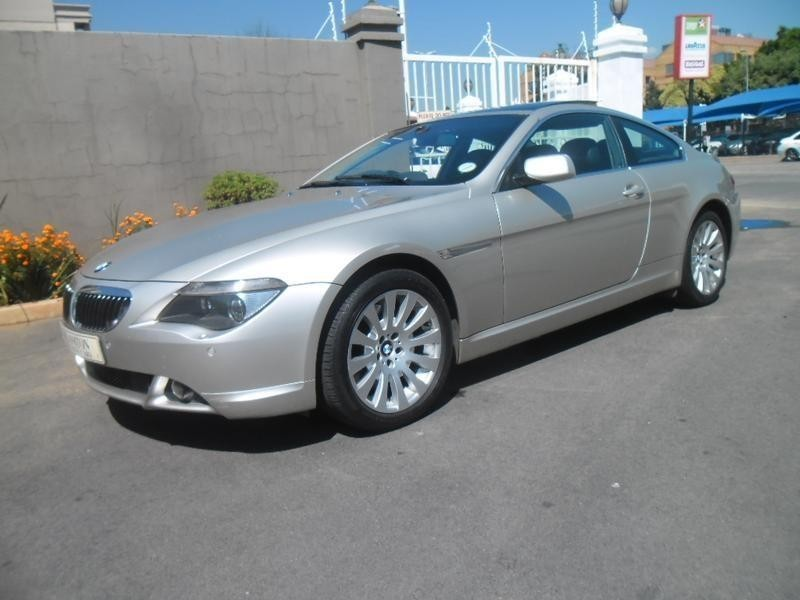 used bmw 6 series 645ci coupe a t e63 for sale in gauteng id 1929278. Black Bedroom Furniture Sets. Home Design Ideas