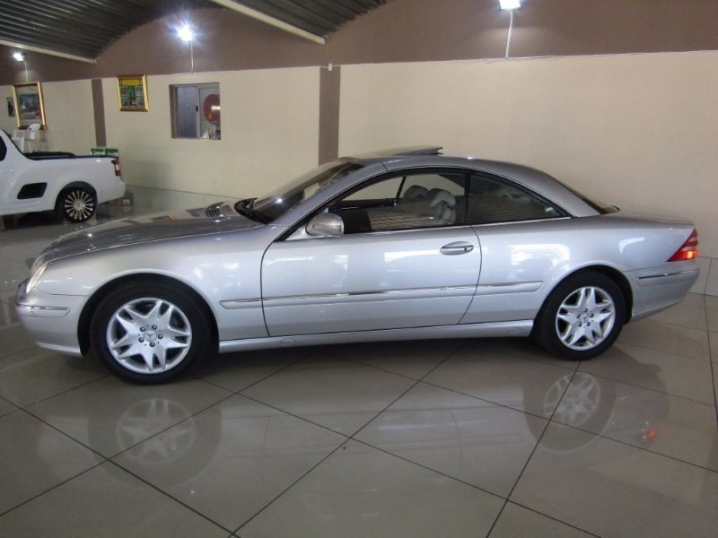 Used mercedes benz cl class cl 500 for sale in gauteng for Mercedes benz cl600 for sale