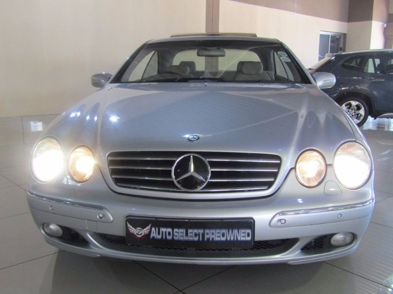 Used mercedes benz cl class cl 500 for sale in gauteng for Mercedes benz recall list