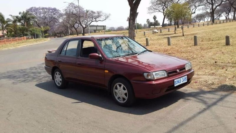 Used Nissan Sentra 160 Se A/t for sale in Gauteng - Cars ...