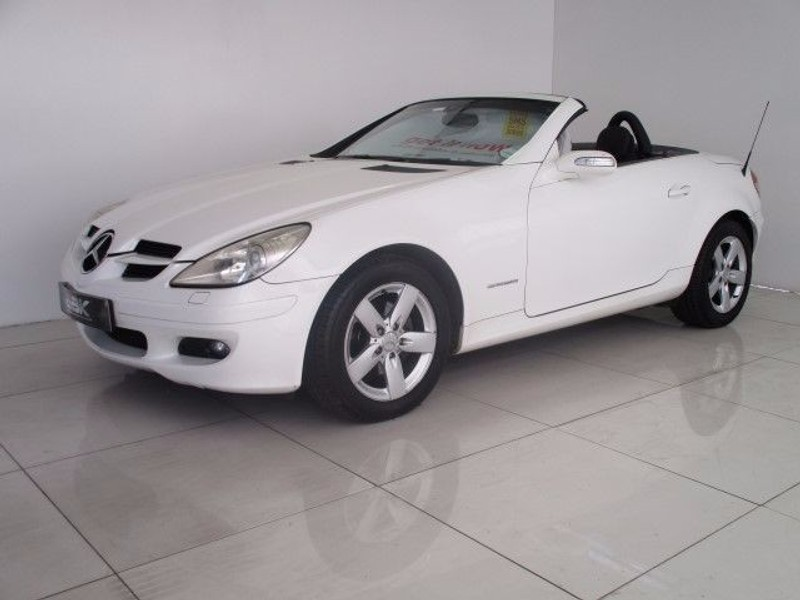 used mercedes benz slk class slk 200 kompressor for sale in gauteng id 1929763. Black Bedroom Furniture Sets. Home Design Ideas