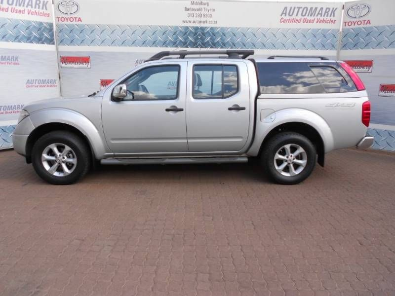used nissan navara 4 0 v6 a t 4x4 p u d c for sale in mpumalanga id 1930074. Black Bedroom Furniture Sets. Home Design Ideas