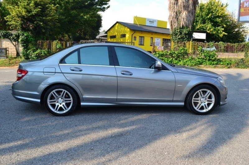 Used mercedes benz c class c280 avantgarde a t for sale in for 2008 mercedes benz c class for sale