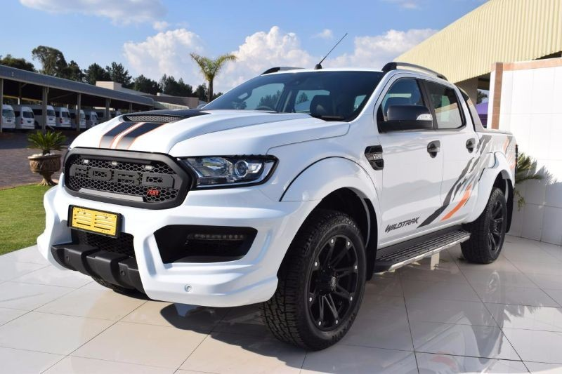 used ford ranger 3 2tdci 3 2 wildtrak 4x4 auto double cab bakkie for sale in gauteng. Black Bedroom Furniture Sets. Home Design Ideas