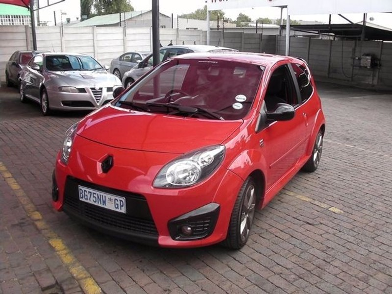 used renault twingo 1 6 sport for sale in gauteng id 1931525. Black Bedroom Furniture Sets. Home Design Ideas