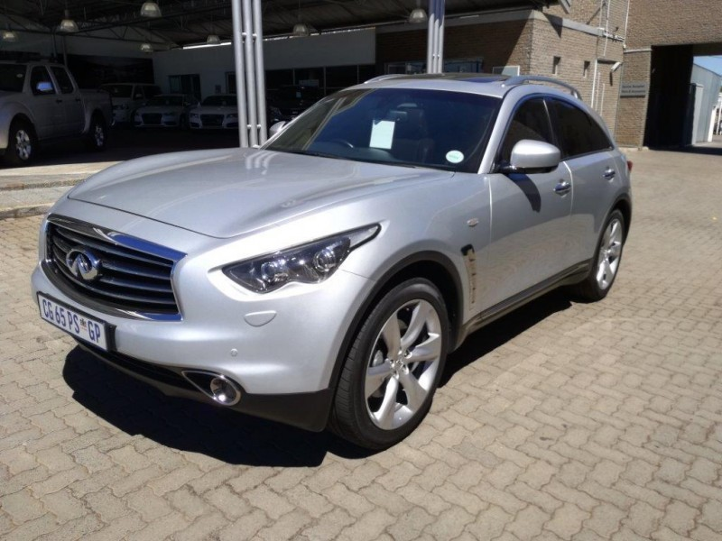 used infiniti qx70 fx30d s premium for sale in gauteng id 1931636. Black Bedroom Furniture Sets. Home Design Ideas