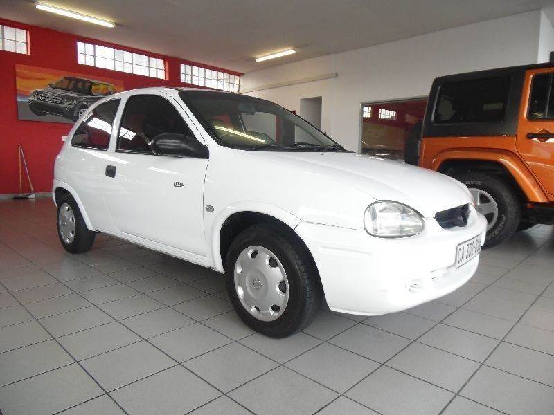 used opel corsa 2007 opel corsa lite for sale in western cape id 1931761. Black Bedroom Furniture Sets. Home Design Ideas