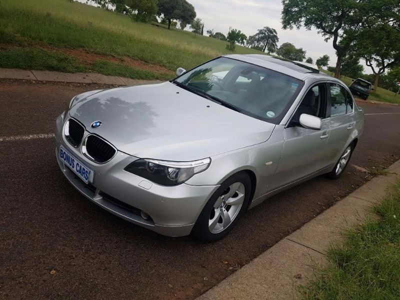 used bmw 5 series 530d a t e60 for sale in gauteng. Black Bedroom Furniture Sets. Home Design Ideas