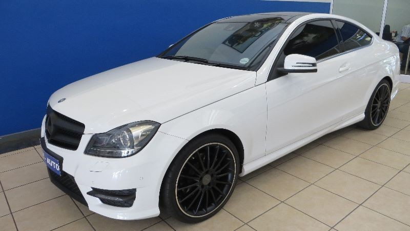Used mercedes benz c class c350 be coupe a t for sale in for Used mercedes benz c class coupe for sale