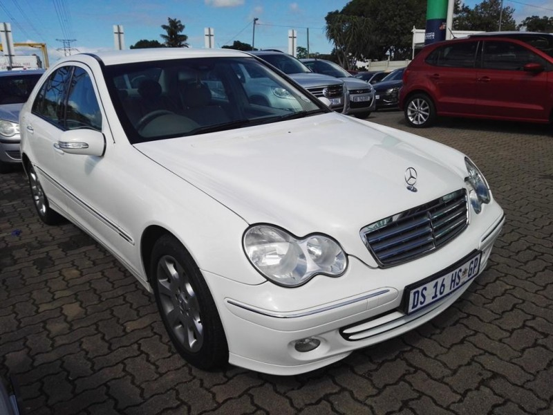 used mercedes benz c class c320 cdi elegance a t for sale in kwazulu natal id 1933389. Black Bedroom Furniture Sets. Home Design Ideas