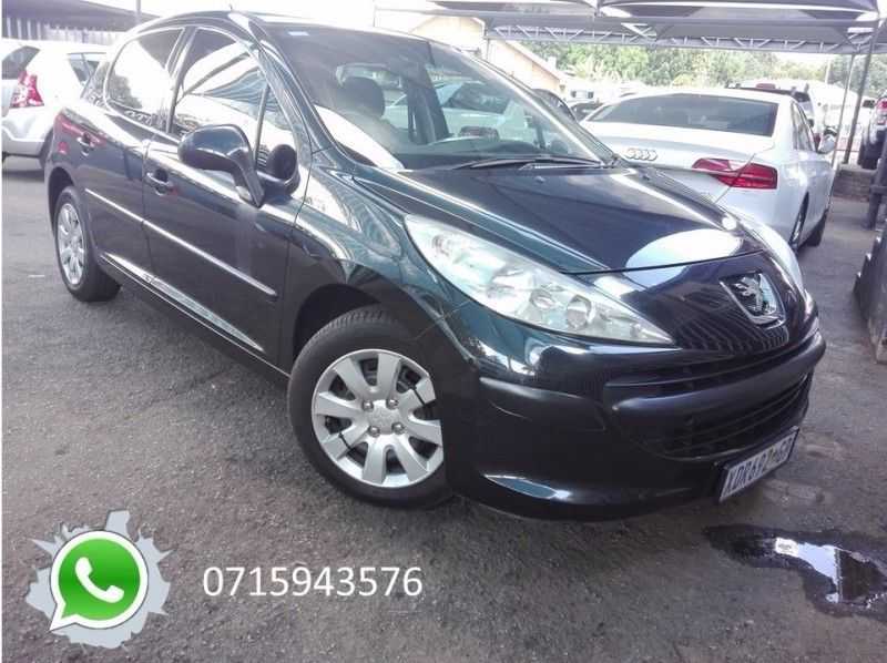 Used Peugeot 207 1 4 X Line 071 594 3576 For Sale In