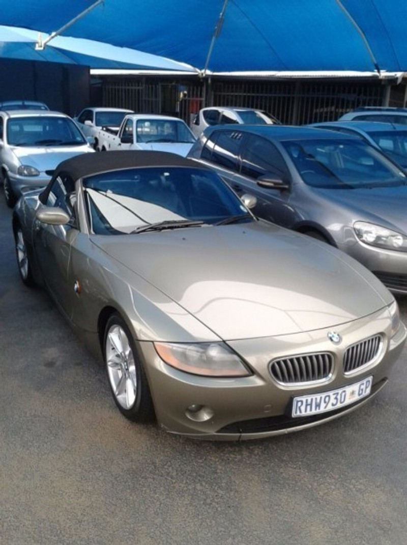 used bmw z4 roadster for sale in gauteng id 1935060. Black Bedroom Furniture Sets. Home Design Ideas