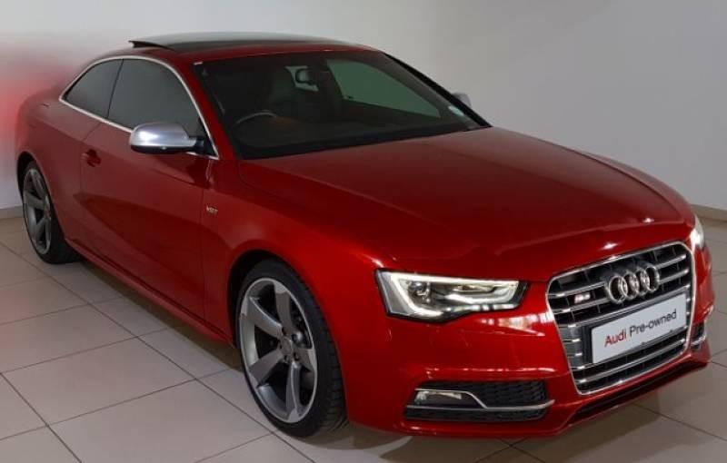Used Audi S5 3 0 Tfsi Quatt Strnic For Sale In Western