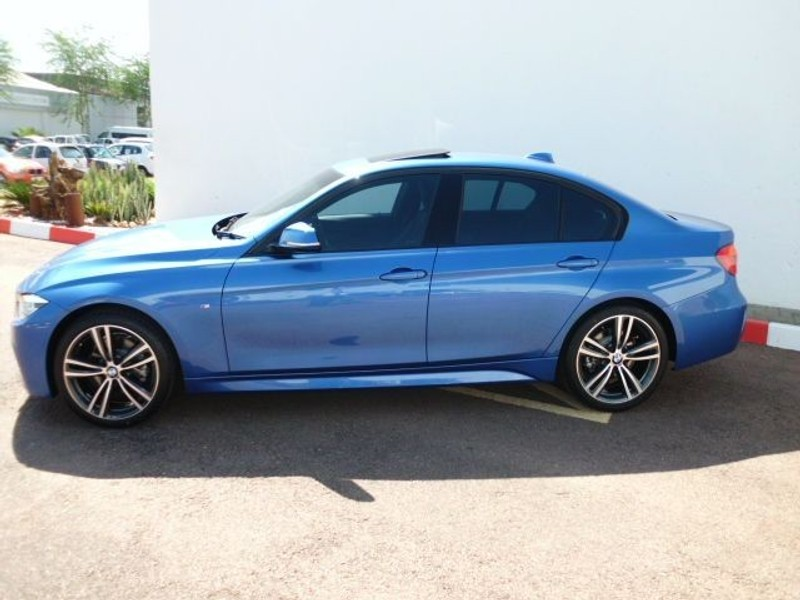 used bmw 3 series 320d m sport auto for sale in gauteng id 1935479. Black Bedroom Furniture Sets. Home Design Ideas