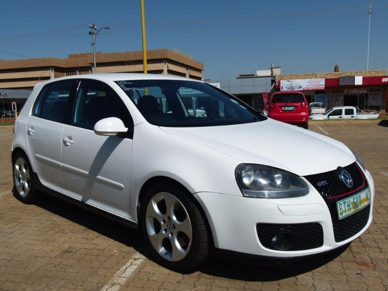 used volkswagen golf gti fsi for sale in north west. Black Bedroom Furniture Sets. Home Design Ideas