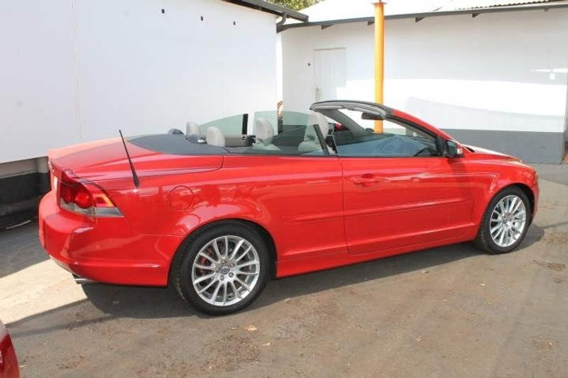 used volvo c70 convertible a t for sale in gauteng cars. Black Bedroom Furniture Sets. Home Design Ideas