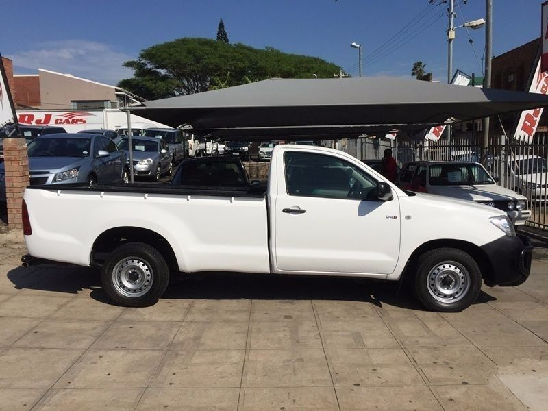 Used Toyota Hilux 2 5d 4d Lwb For Sale In Kwazulu Natal