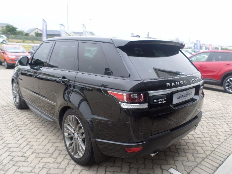 used land rover range rover sport 3 0 sdv6 se for sale in western cape id 1936050. Black Bedroom Furniture Sets. Home Design Ideas