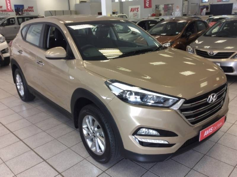 Used Hyundai Tucson 2 0 Premium Auto For Sale In Eastern