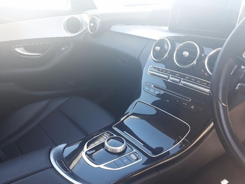 used mercedes benz c class 2015 mercedes benz c class in johannesburg south for sale in gauteng. Black Bedroom Furniture Sets. Home Design Ideas