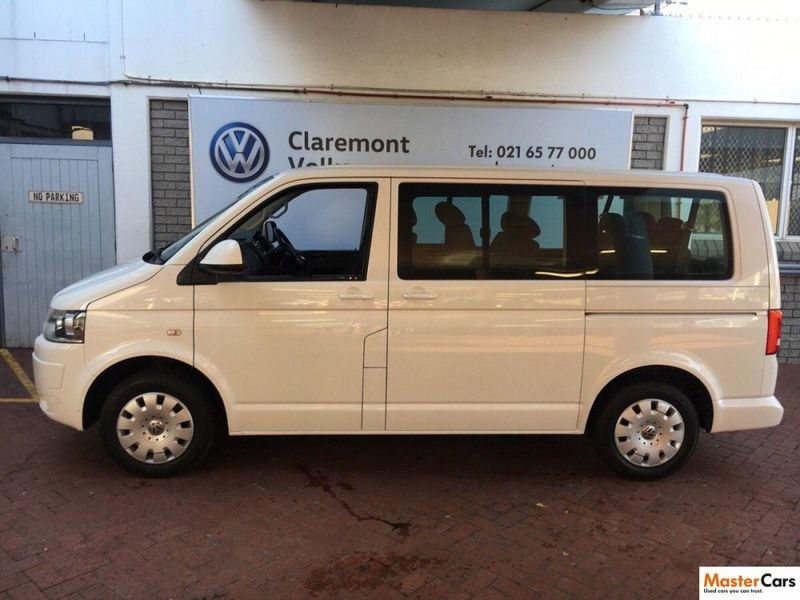 Used Volkswagen Kombi 2 0 Tdi For Sale In Western Cape