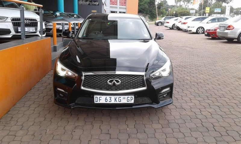 used infiniti q50 2 2d for sale in gauteng id 1936602. Black Bedroom Furniture Sets. Home Design Ideas