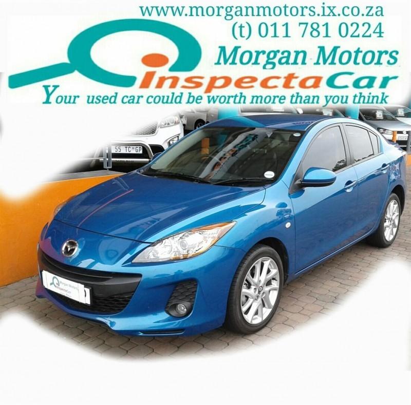 Used Mazda 3 Hatchback Manual: Used Mazda 3 1.6 Dynamic For Sale In Gauteng