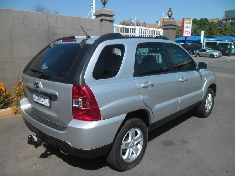 used kia sportage 2 0 a t for sale in gauteng. Black Bedroom Furniture Sets. Home Design Ideas