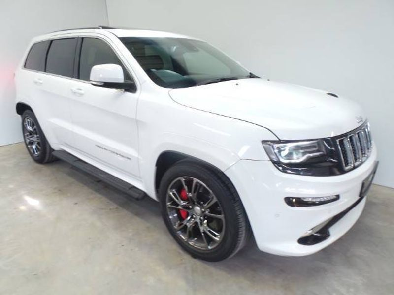 used jeep grand cherokee 6 4 srt for sale in gauteng id 1936938. Black Bedroom Furniture Sets. Home Design Ideas