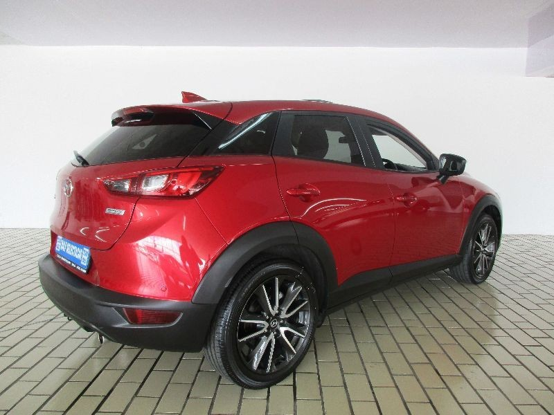 used mazda cx 3 2 0 individual auto for sale in north west province id 1936964. Black Bedroom Furniture Sets. Home Design Ideas