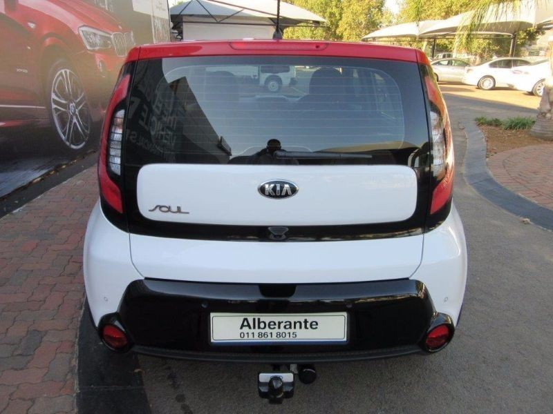 used kia soul 1 6 crdi smart auto for sale in gauteng id 1937594. Black Bedroom Furniture Sets. Home Design Ideas