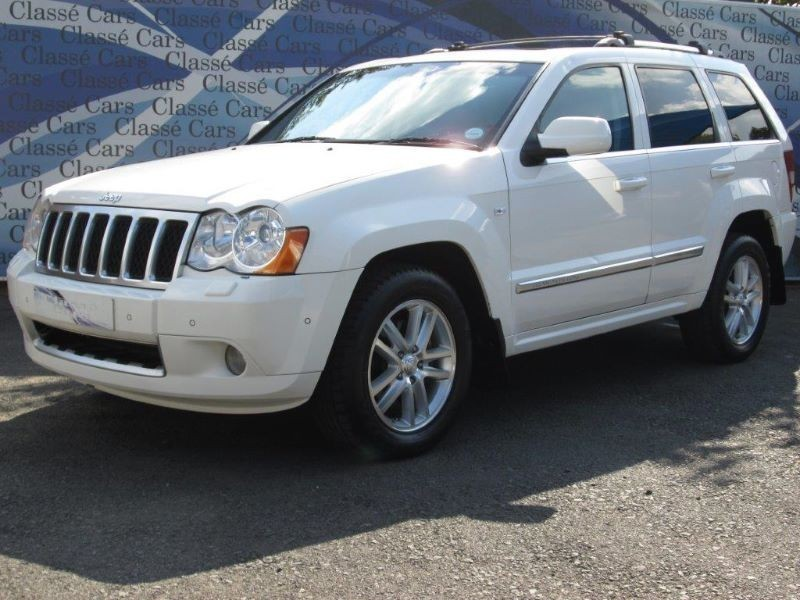used jeep grand cherokee 3 0 crd overland a t for sale in gauteng id 1937694. Black Bedroom Furniture Sets. Home Design Ideas