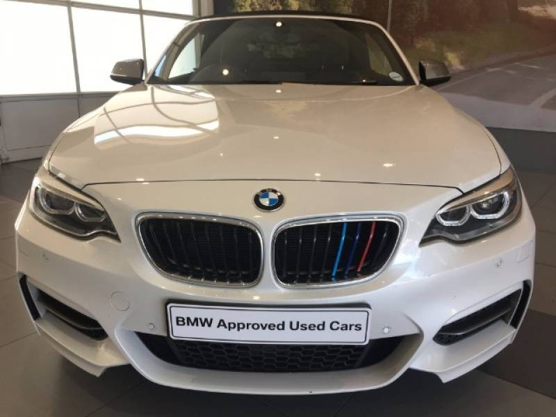 used bmw m2 m235 convertible auto f23 for sale in gauteng id 1937932. Black Bedroom Furniture Sets. Home Design Ideas