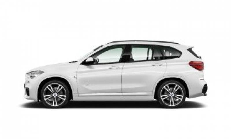 used bmw x1 sdrive18i m sport auto for sale in gauteng. Black Bedroom Furniture Sets. Home Design Ideas