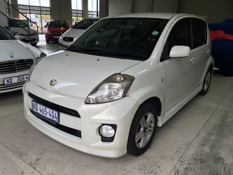 used daihatsu sirion 1 3 auto one owner only 80000kms for sale in kwazulu natal id. Black Bedroom Furniture Sets. Home Design Ideas